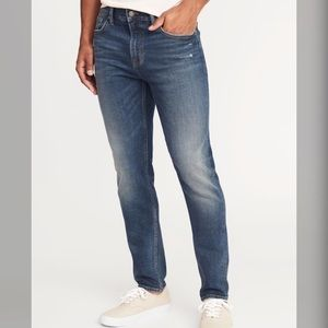 Old Navy Relaxed Slim Build-In Flex Jeans